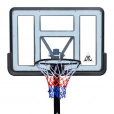 Баскетбольная стационарная стойка ING44P1 112*75см