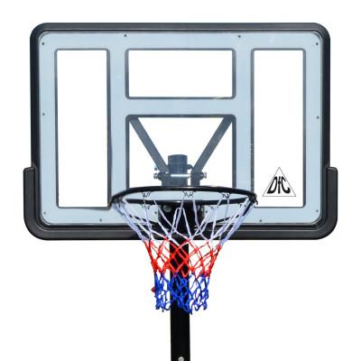 Баскетбольная стационарная стойка ING44P1 112*75см фотография товара