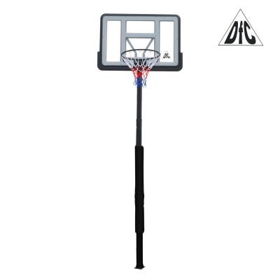 Баскетбольная стационарная стойка ING44P3 112*75см фотография товара
