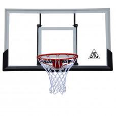 Баскетбольный щит BOARD54A 136*80см