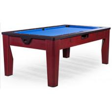 Многофункциональный игровой стол 6 в 1 «Tornado» (коричневый) фотография товара