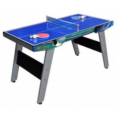 Многофункциональный игровой стол 6 в 1 «Heat» фотография товара