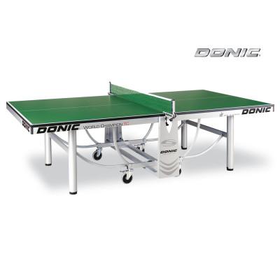 Теннисный стол Donic World Champion TC зеленый фотография товара