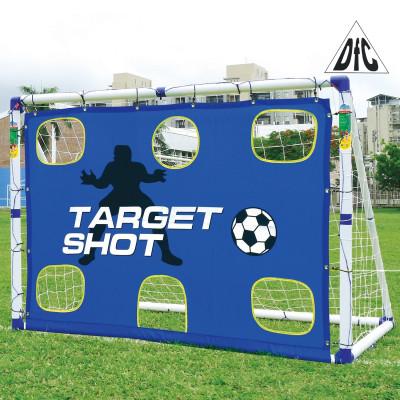 Ворота футбольные игровые DFC 2 в 1 фотография товара