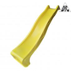 Горка волнистая DFC Slider 230 см желтая фотография товара