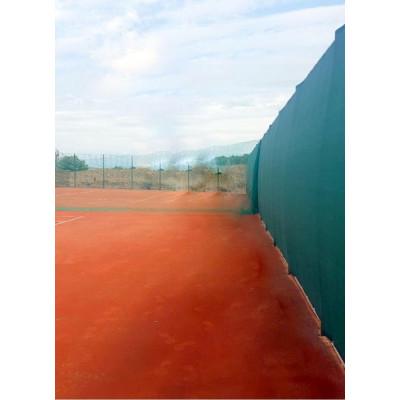 Против ветровой теннисный фон  2х12 м фотография товара