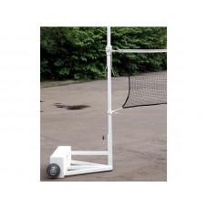 Волейбольные мобильные стойки с противовесами