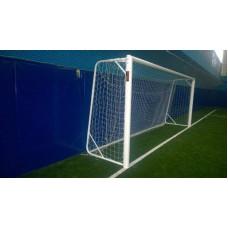 Ворота футбольные переносные 7,32х2,44 м